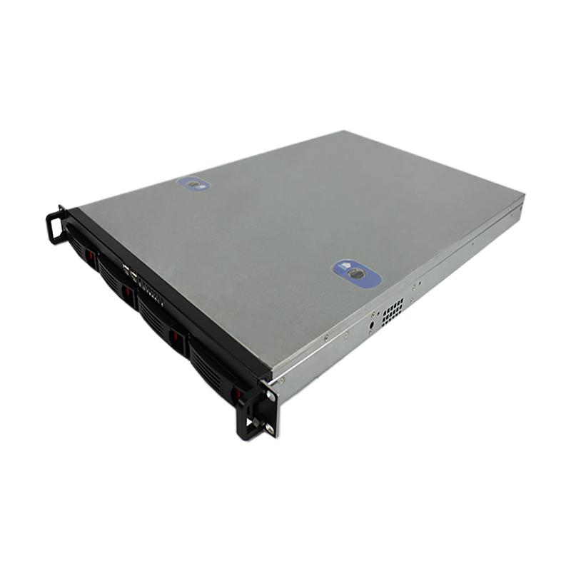 1U机箱660MM深,热插拔4盘位