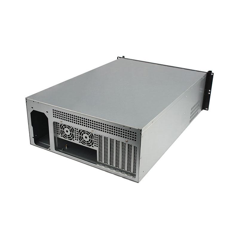 4u服务器机箱带液晶屏设计